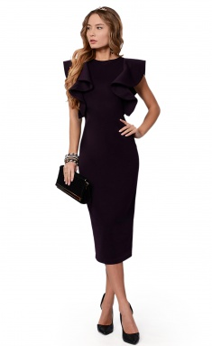 Dress La Café by PC NY1396-5 bakl