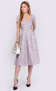Dress La Café by PC NY14265 myat,bel,roz