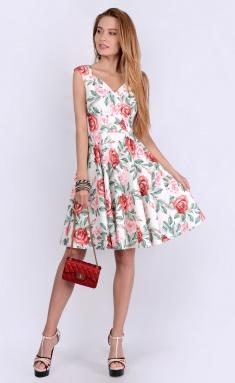 Dress La Café by PC F14593-7 mol,kr