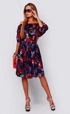 Dress La Café by PC NY14644 chern,fuksiya