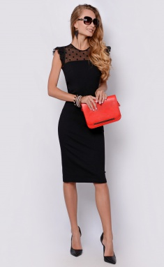 Dress La Café by PC NY14761 chern