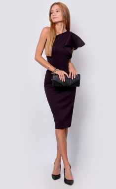 Dress La Café by PC NY14792-5 bakl