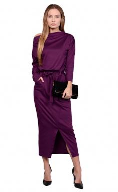 Dress La Café by PC NY14800-1 fiol