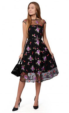 Dress La Café by PC NY1566 chern,siren