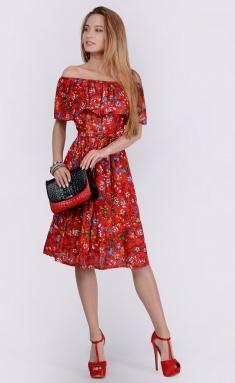 Dress La Café by PC NY1756 kr,roz,zel