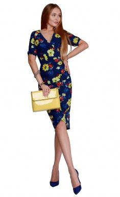 Dress La Café by PC NY1823 t.sin,zheltyj
