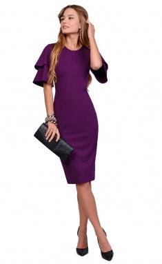 Dress La Café by PC NY2207 fiol