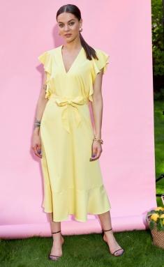 Dress Liberty 0116 zheltyj