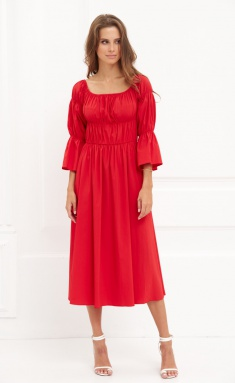 Dress Liberty 120RED