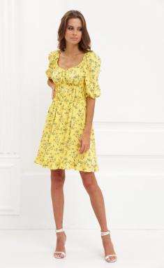 Dress Liberty 122YEL