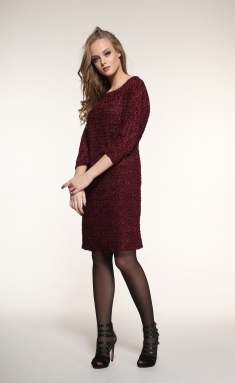 Dress Amori 9333 bordo 170