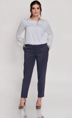 Trousers Roma Moda M202 sin