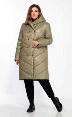 Coat Olga Style S699 xaki