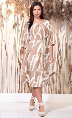 Dress Faufilure S1163 bezh