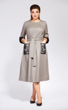 Dress Olga Style S430 melk.kl
