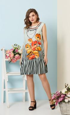 Dress Olga Style S532