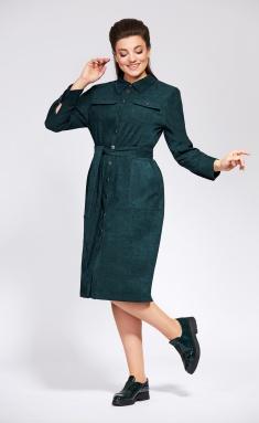 Dress Olga Style S589 izumr