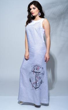 Dress Faufilure Outlet S649 pol. melk ser