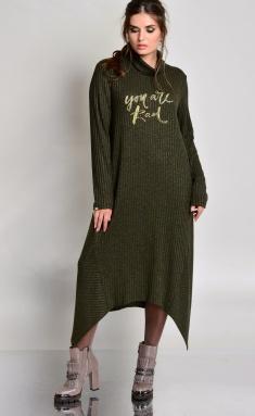 Dress Faufilure Outlet S682 mel oliv