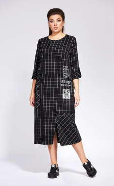 Dress Olga Style S692