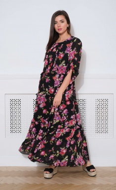 Dress Faufilure Outlet S859 chern fiol