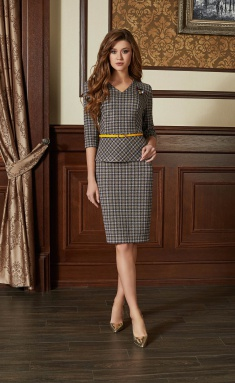 Skirt BAZALINI 3558