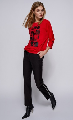 Sweatshirt BAZALINI 3881
