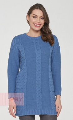 Jumper Newvay 182-4804 sv.denim