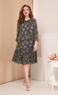 Dress KARINA DELUX V-266
