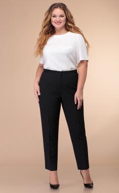 Trousers Linia L V-6 chern