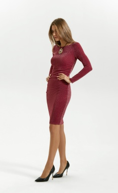 Dress Vladini Vs-4139 vish