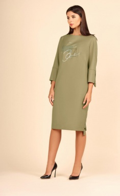 Dress Faufilure S1119 xaki