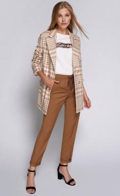 Trousers BAZALINI 3695