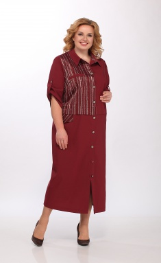 Dress LS 3596 bord