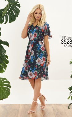 Dress BAZALINI 3528