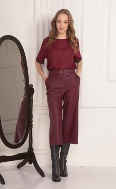 Trousers Amori 5085 vishn 170