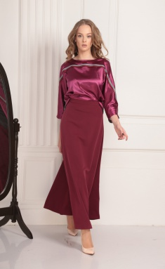 Skirt Amori 3037 vishn 164