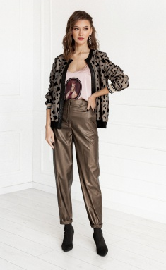 Trousers Buter New 2101 bronz