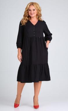 Dress Ollsy 01570 chernyj