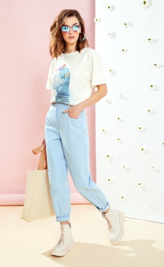 Trousers Buter New 2087-4