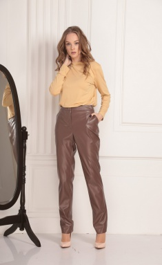Trousers Amori 5049 kofe 170