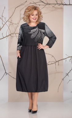 Dress Ivelta plus 1663-1