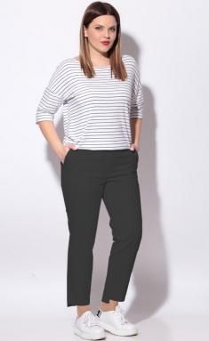 Trousers LeNata 11098 chern