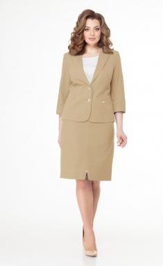 Suit Elite Moda 4208/3341 bezh