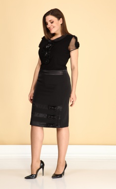 Skirt Klever 0406 chern