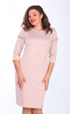 Dress Angelina Design Studio 0332 pudra