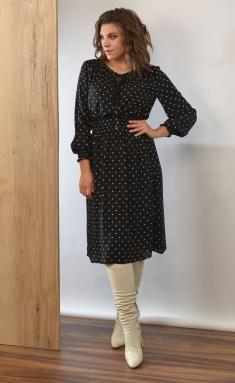 Dress Angelina Design Studio 0563 belyj gorox