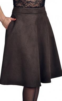 Skirt Klever 0226 xaki