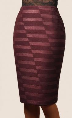 Skirt Klever 262/5 vinogr