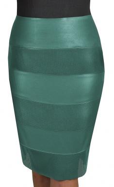 Skirt Klever 298 izumrud